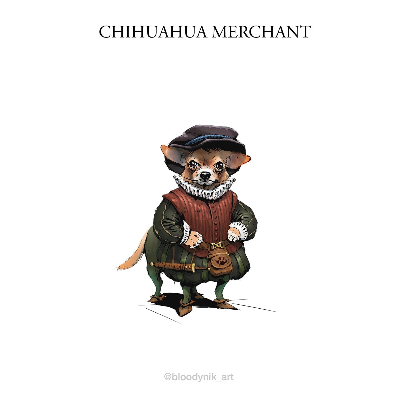Nikita orlov chihuahua merchant