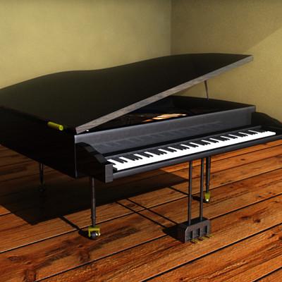 Rahul raj piano view 1