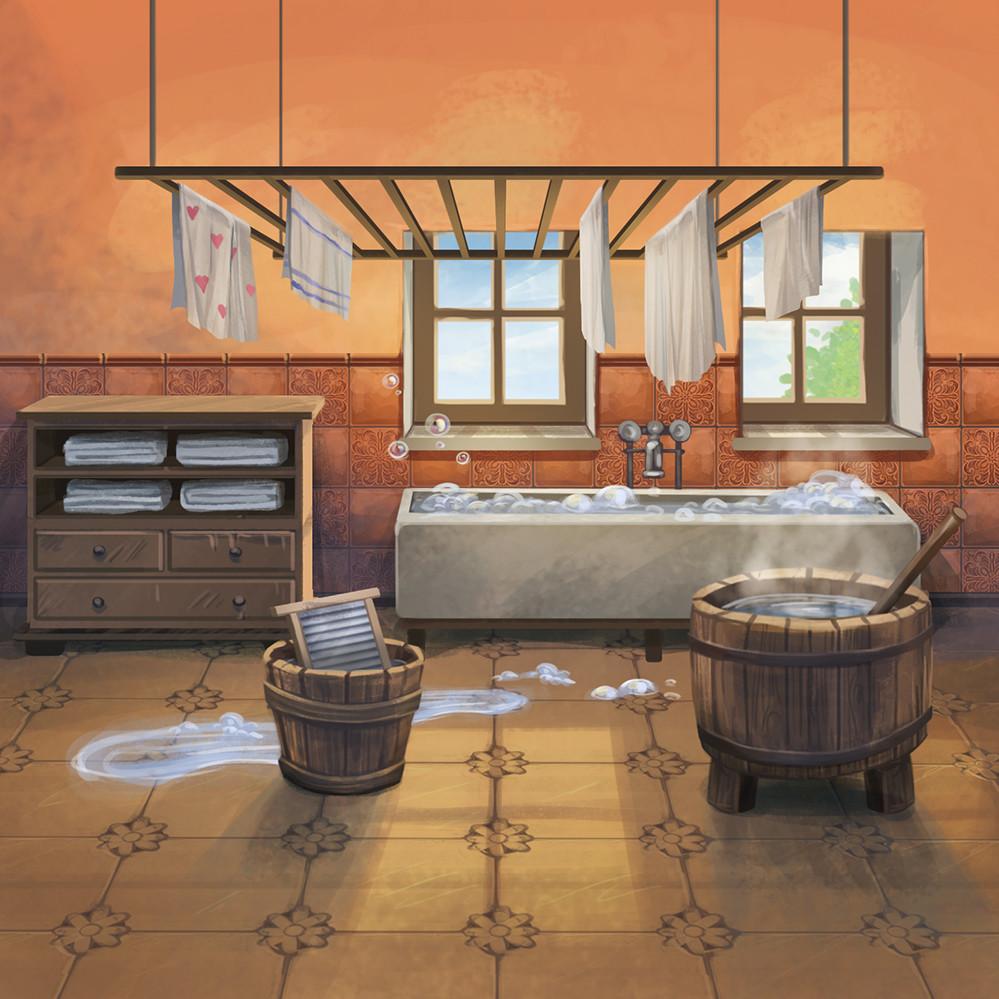 Agnieszka anez dabrowiecka utility laundry room2