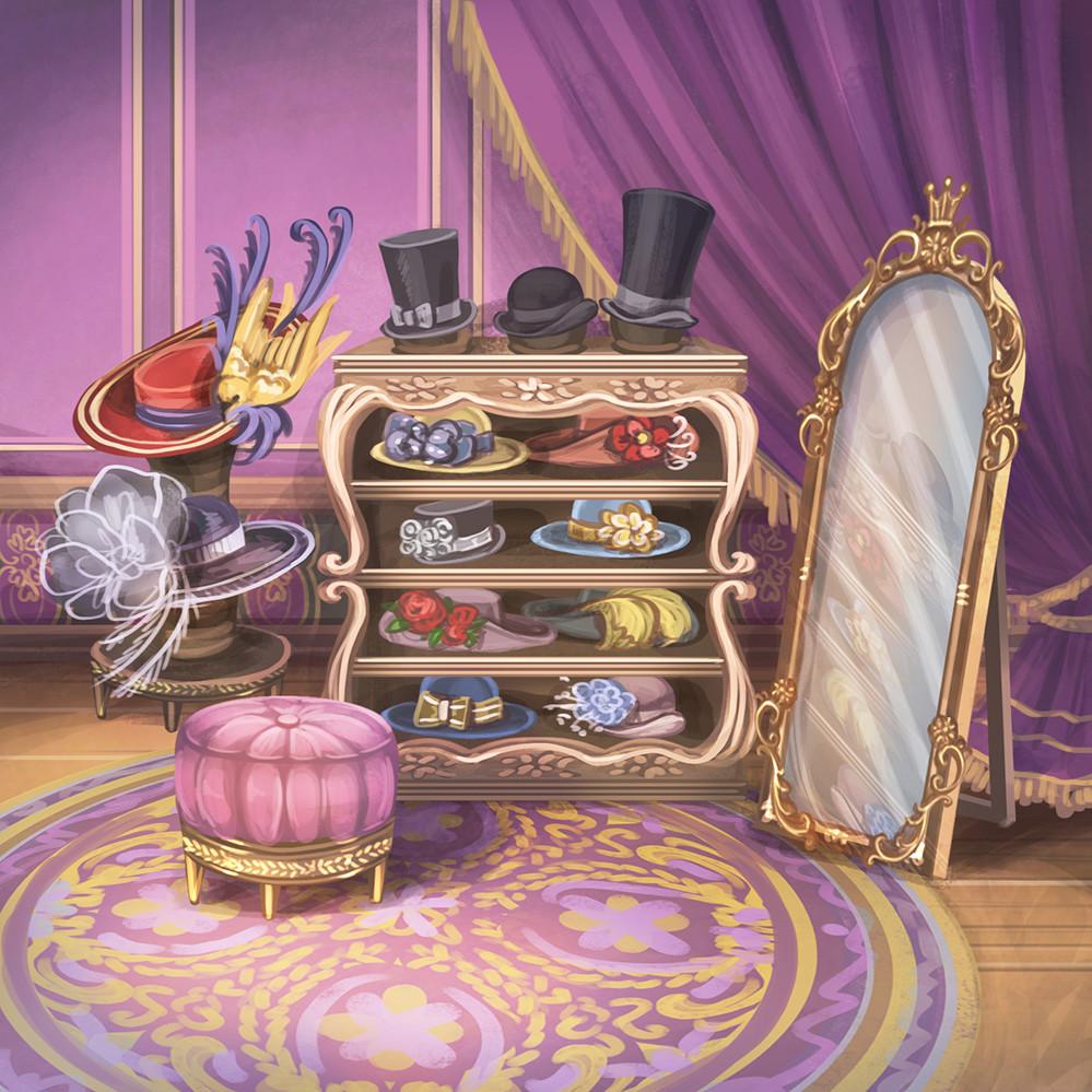 Agnieszka anez dabrowiecka living hat room