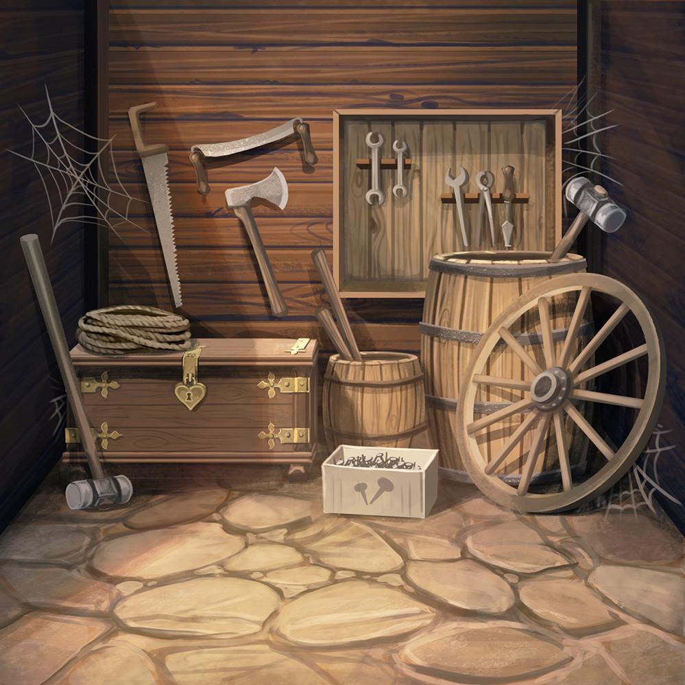 Agnieszka anez dabrowiecka utility tool room2
