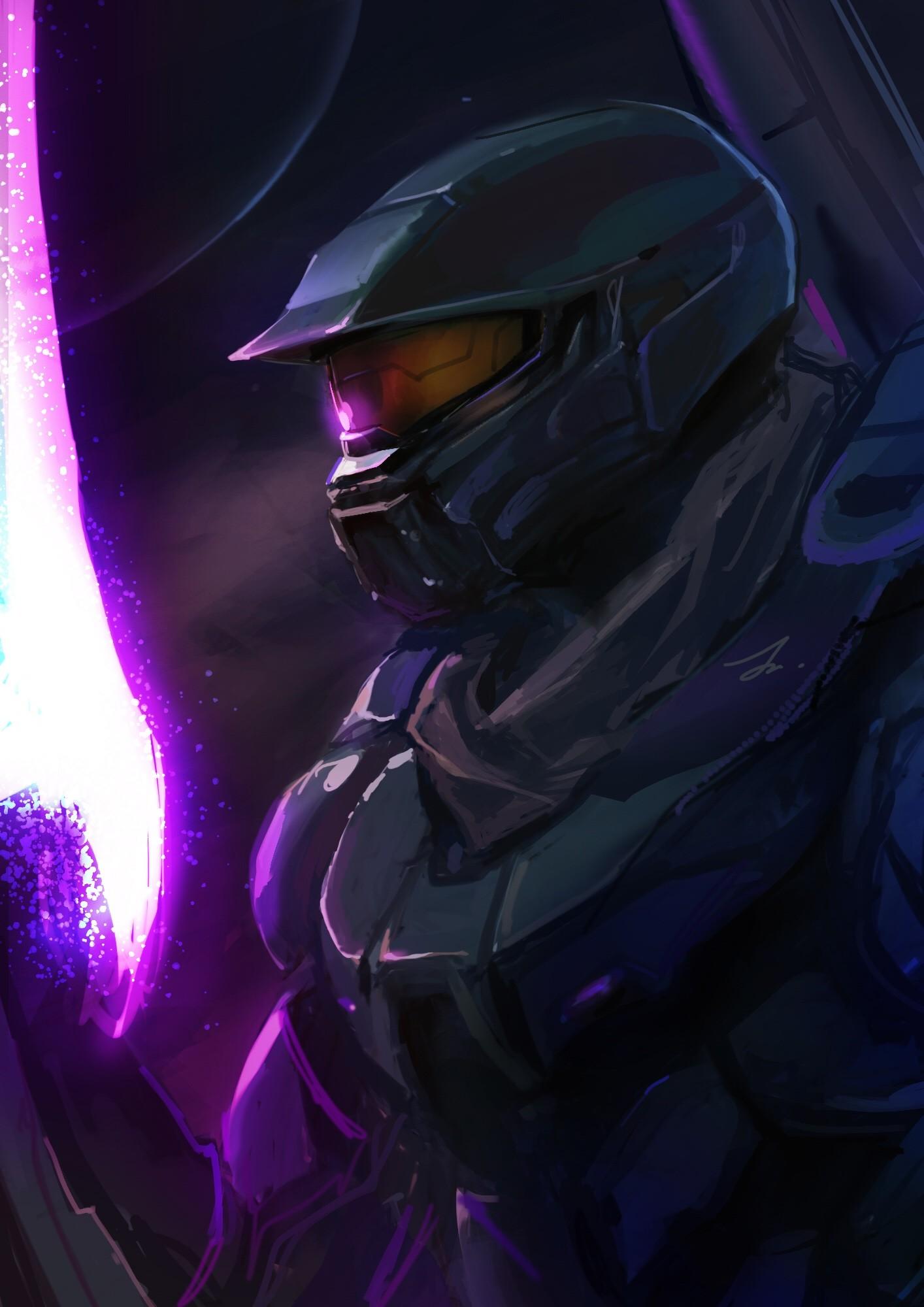 Mason Wong Halo Master Chief