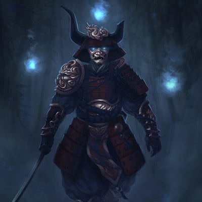 Bren rodri samuraiconcept