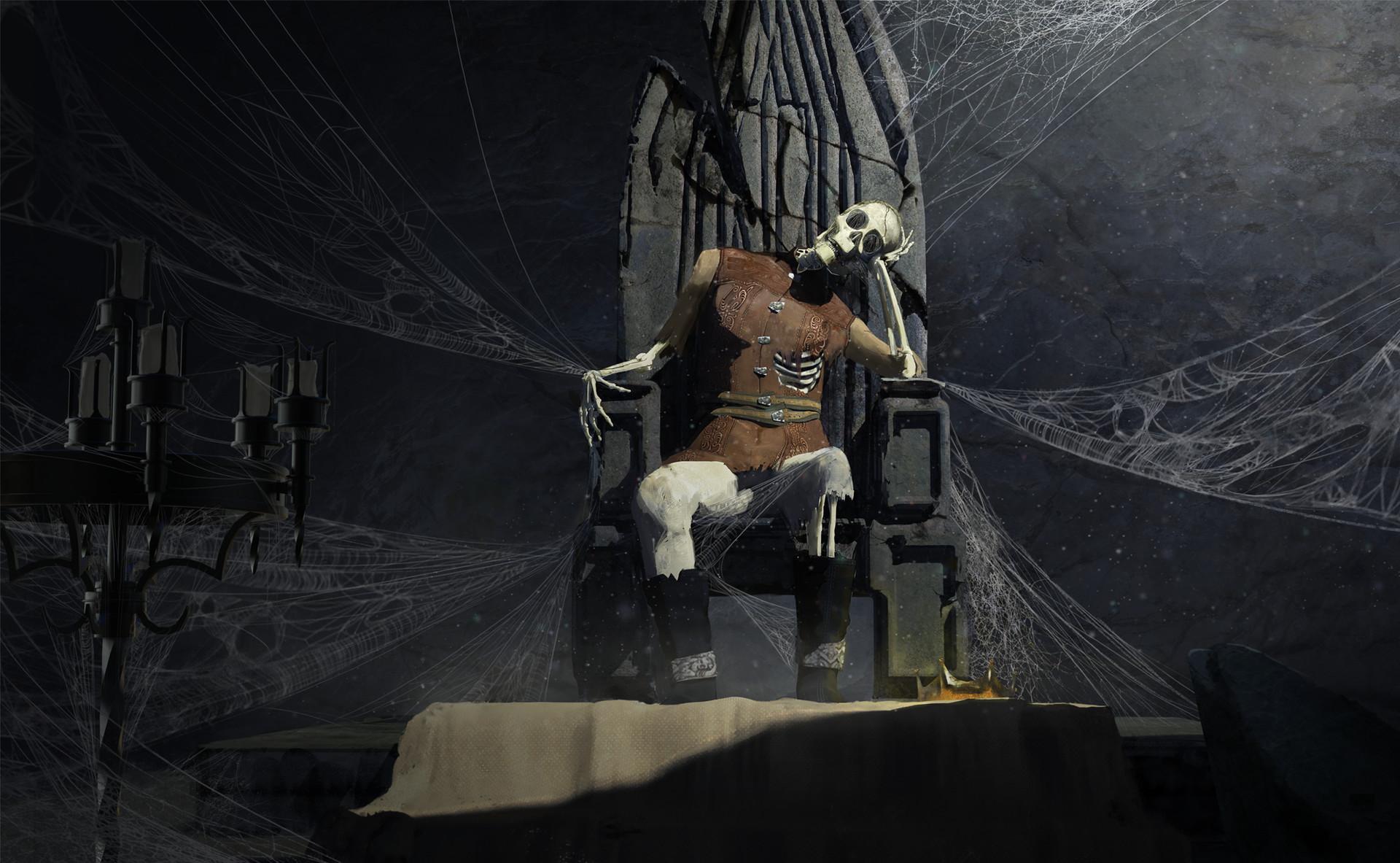 Connor fischer skeleton connorfischer