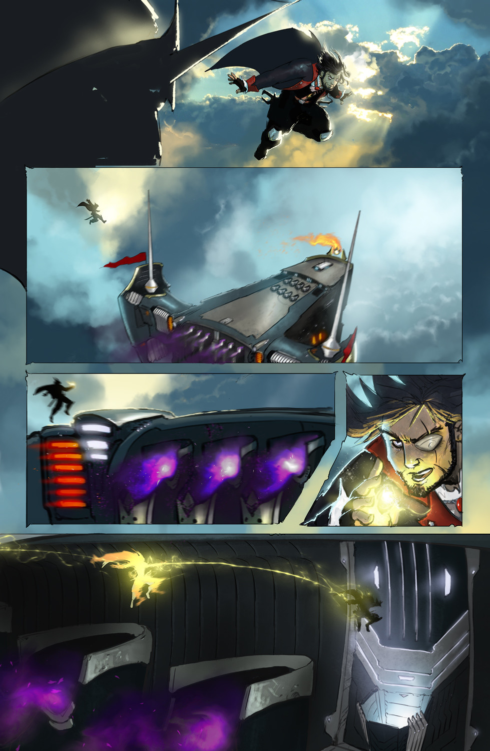 Michael rookard chapter1page2