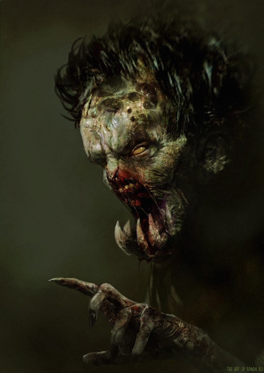 Adnan ali zombi