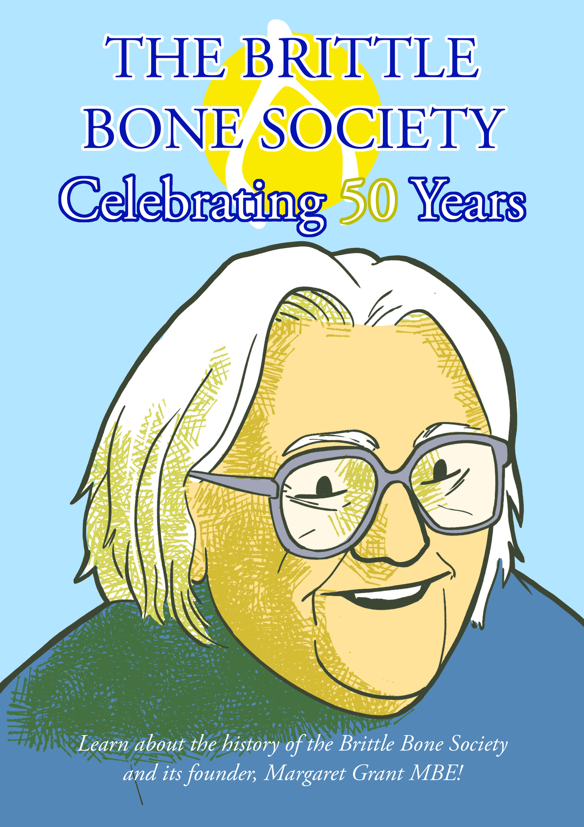Elliot balson brittle bone society comic cover4
