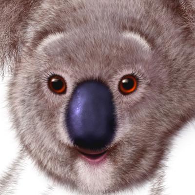Character ark cushelle koala main