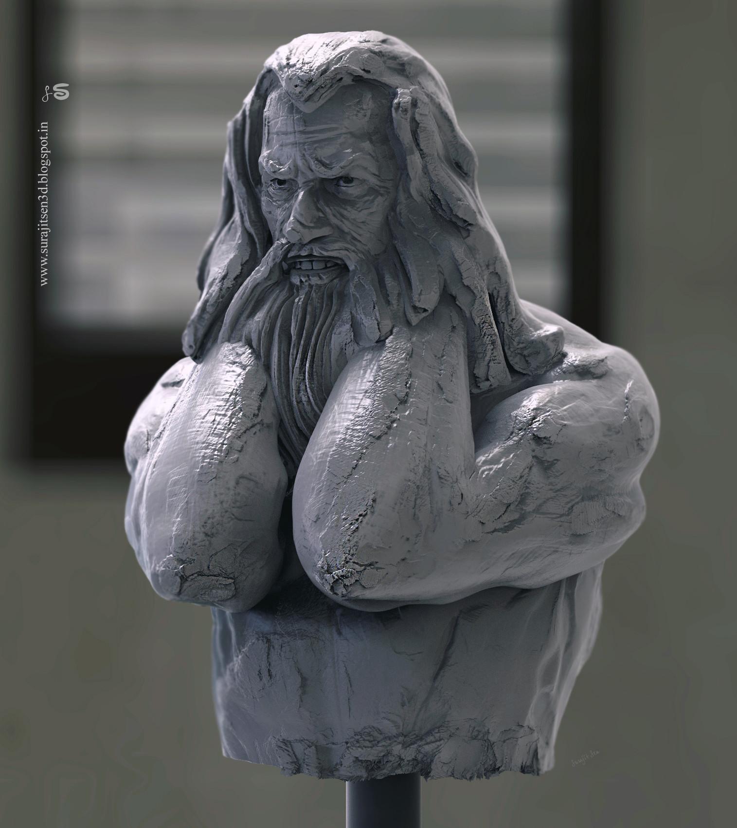 Surajit sen quick sculpt pain by surajitsen