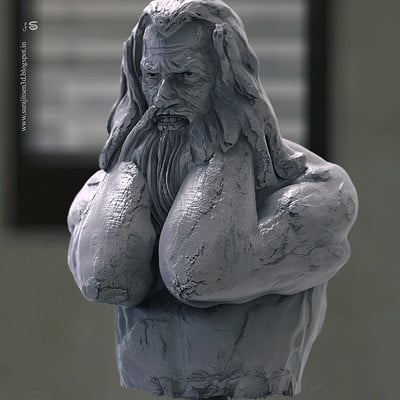 Surajit sen quick sculpt pain by surajitsen