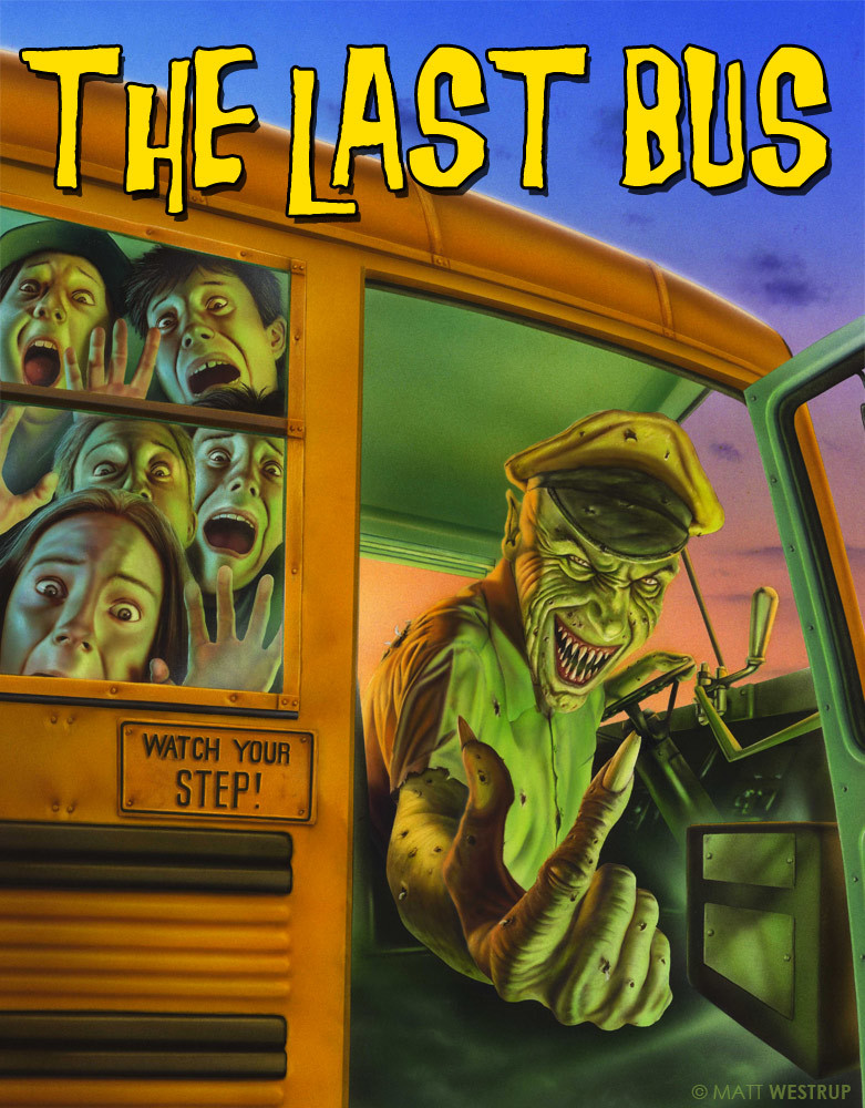 Character ark schools out the last bus