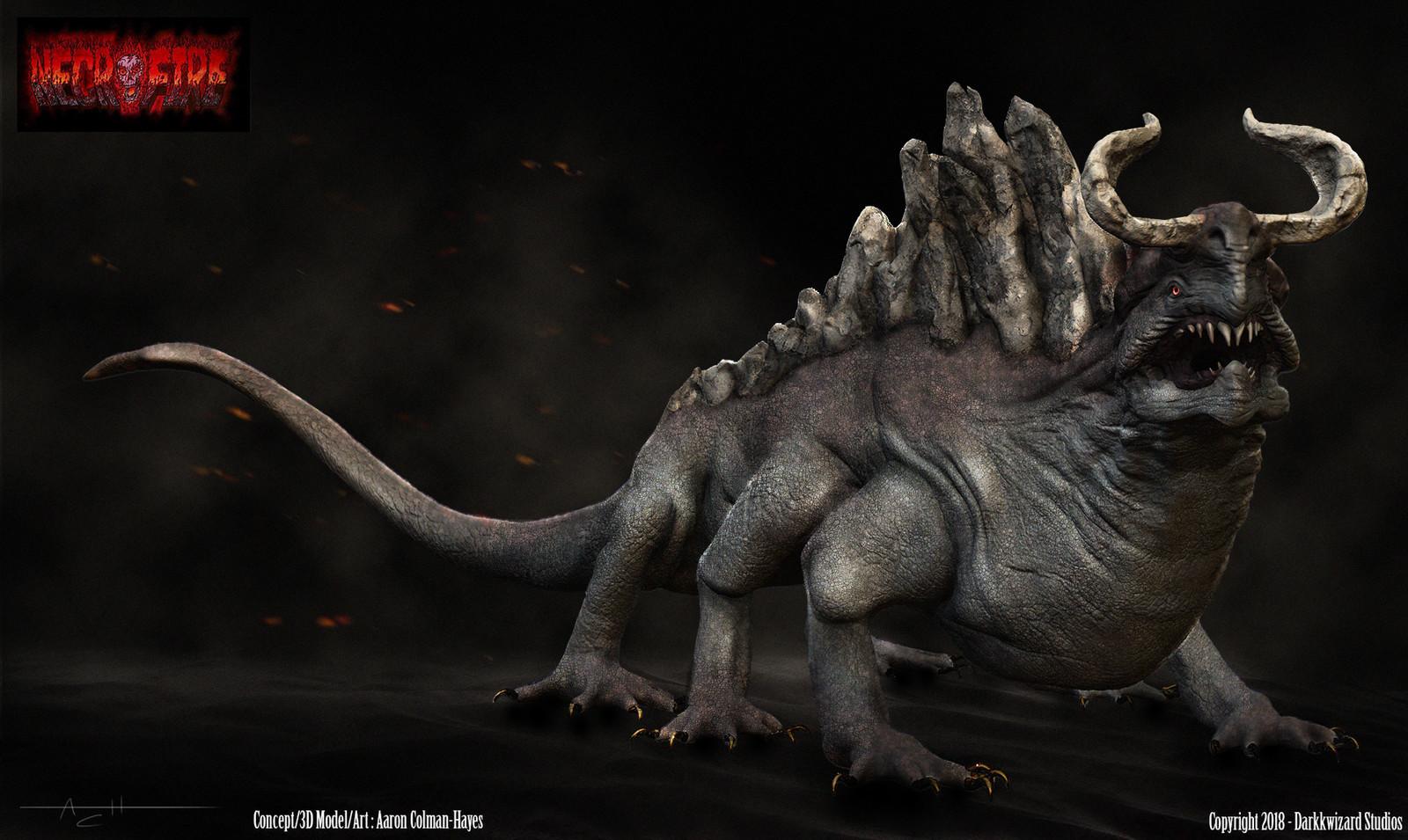 Beast - Necrofire