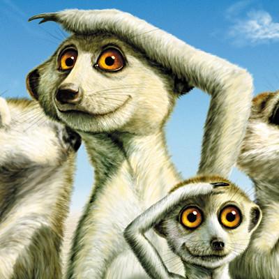 Character ark meerkats