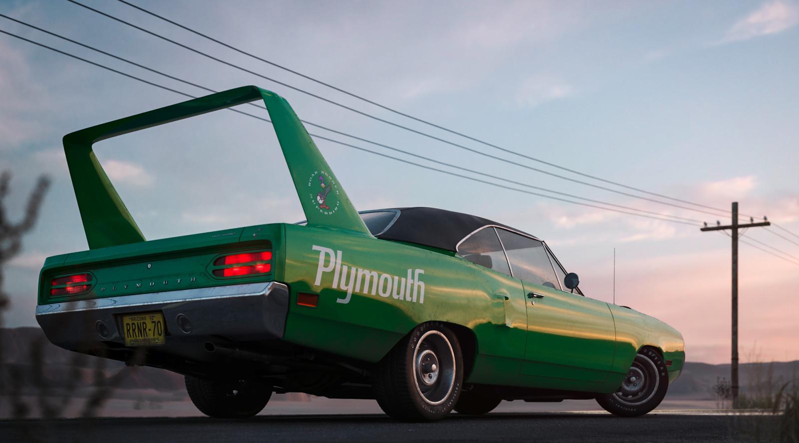Plymouth Superbird
