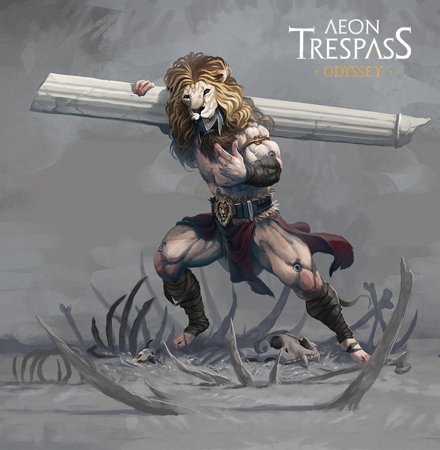 Bartek fedyczak char2d beastburgeon titan bf 11