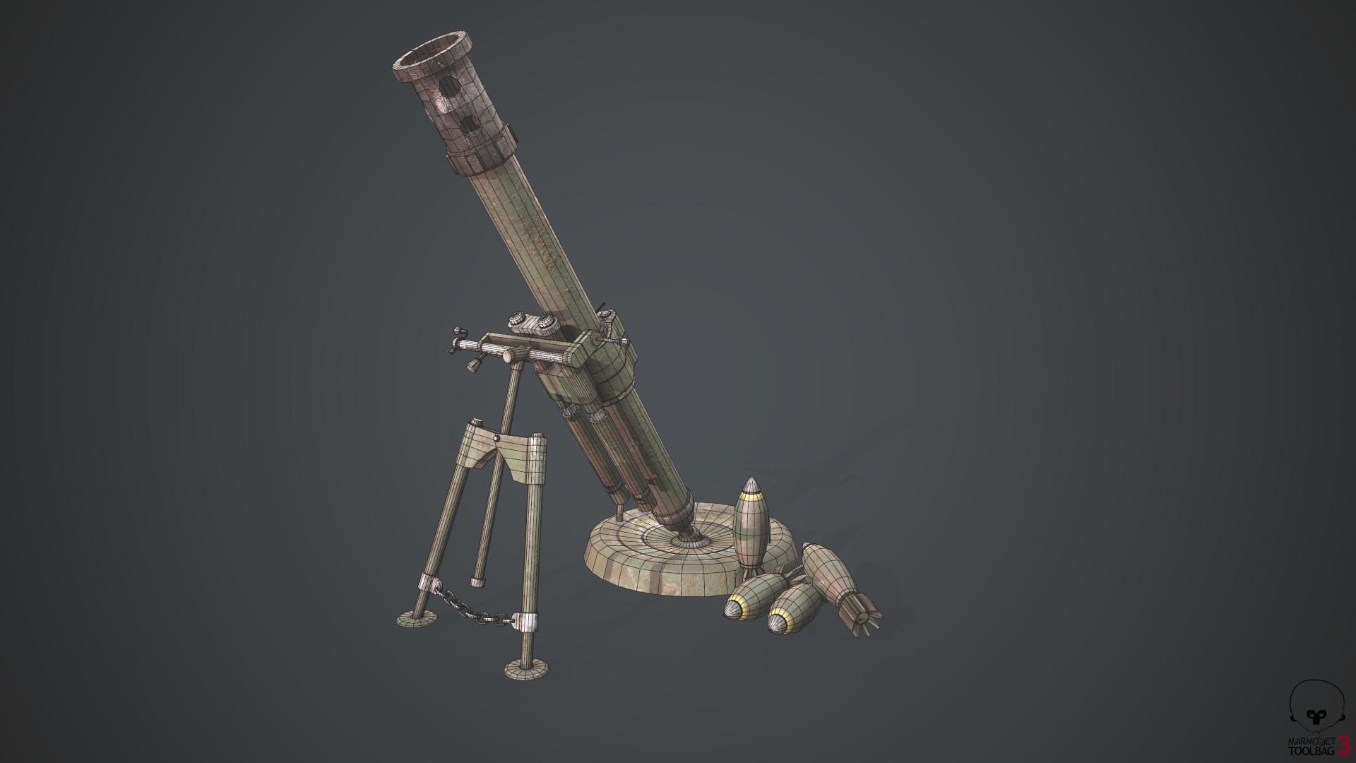 Serdar cendik mortarwiraframe