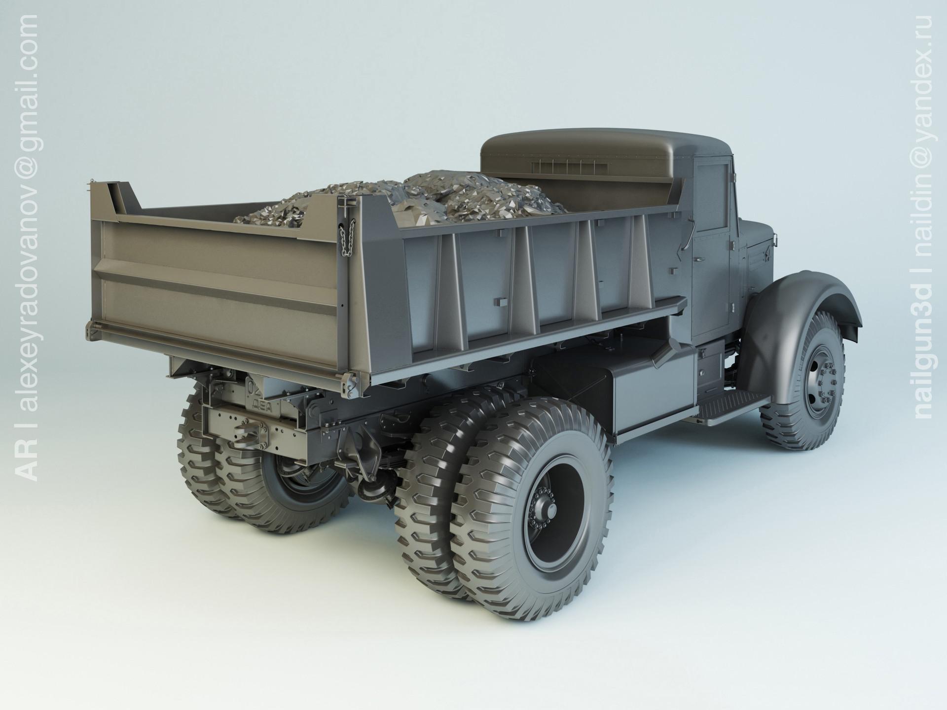 Nail khusnutdinov alg 034 000 maz 205 modelling 1