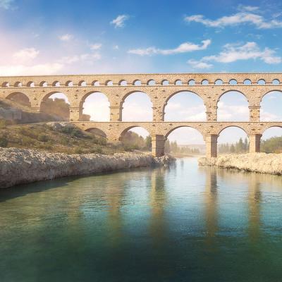 J r casals nemausus pont gard jrv1 hd2 artl