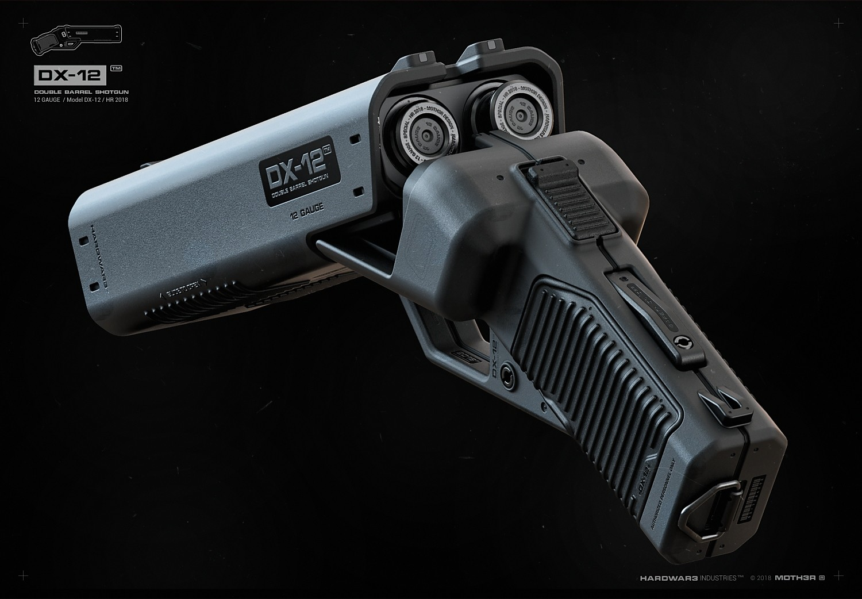 Ivan santic shotgun a03 441