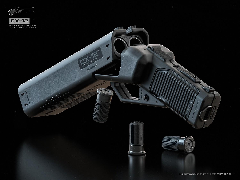 Ivan santic shotgun a06 471