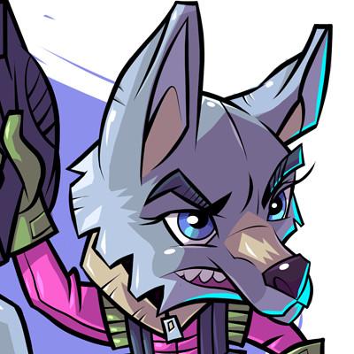 Lou catanzaro alienwolf