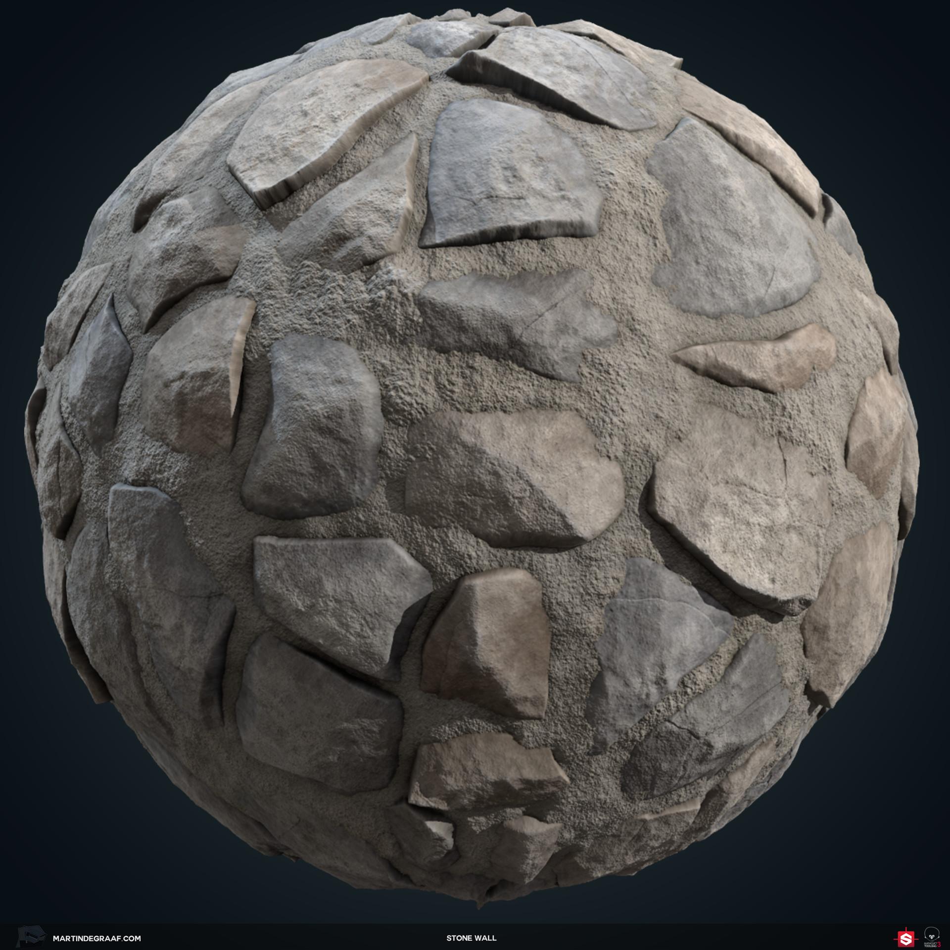 Martin de graaf stone wall substance sphere martin de graaf 2017