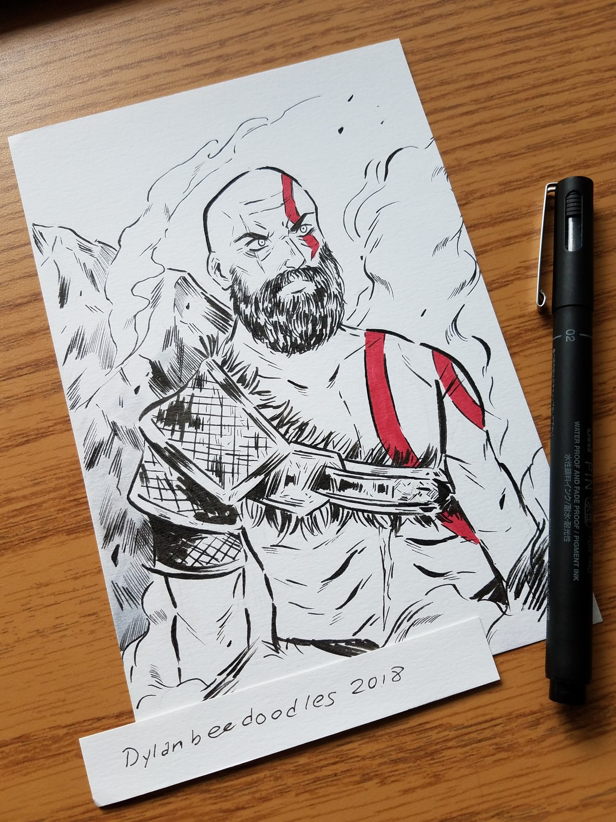 Day 1 - Kratos