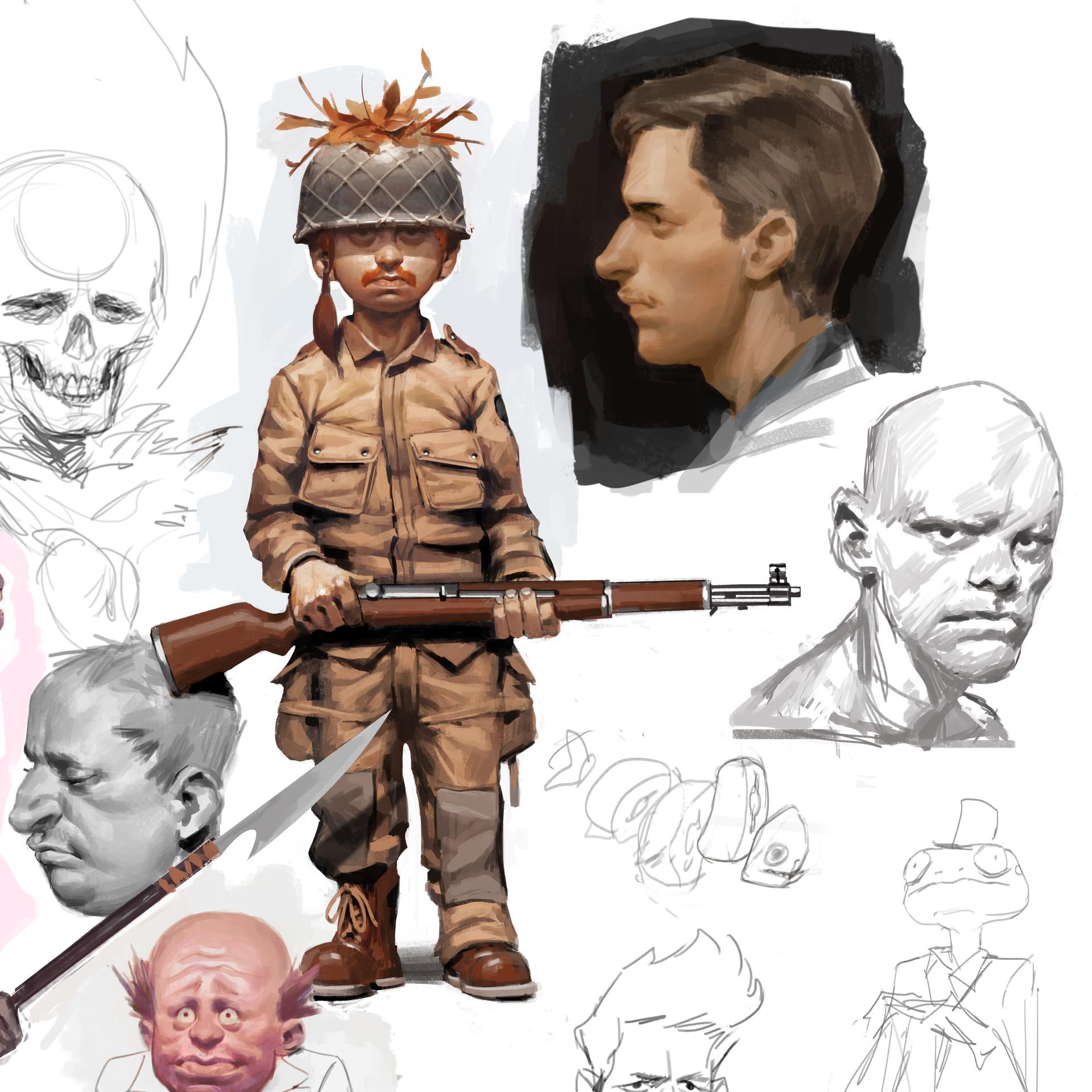 Jens claessens sketchbook2