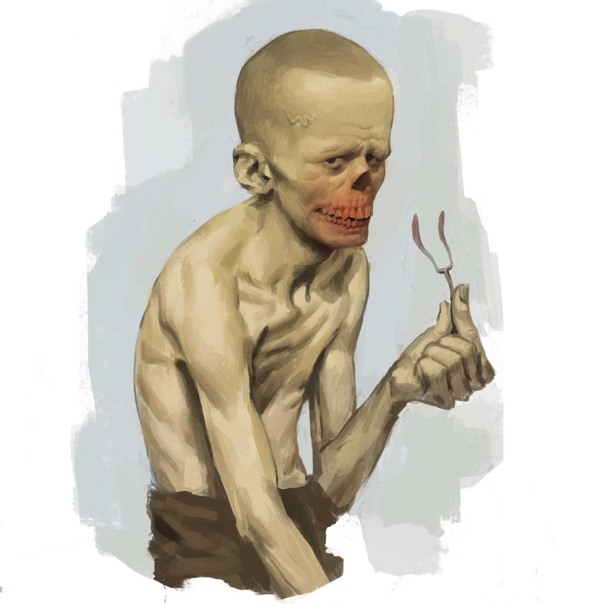 Jens claessens zombiesketch