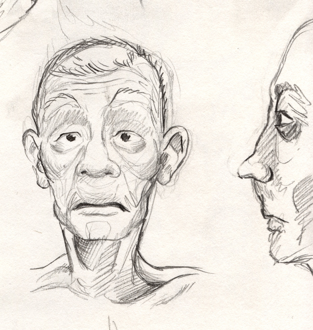 Dirk wachsmuth 03 old dude face sketch