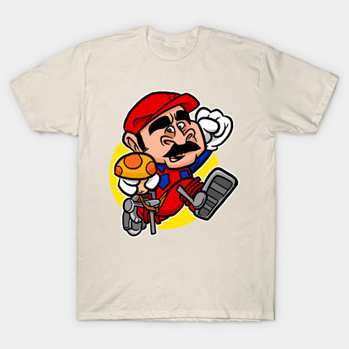 Tees: https://www.neatoshop.com/product/Super-Plumber-7