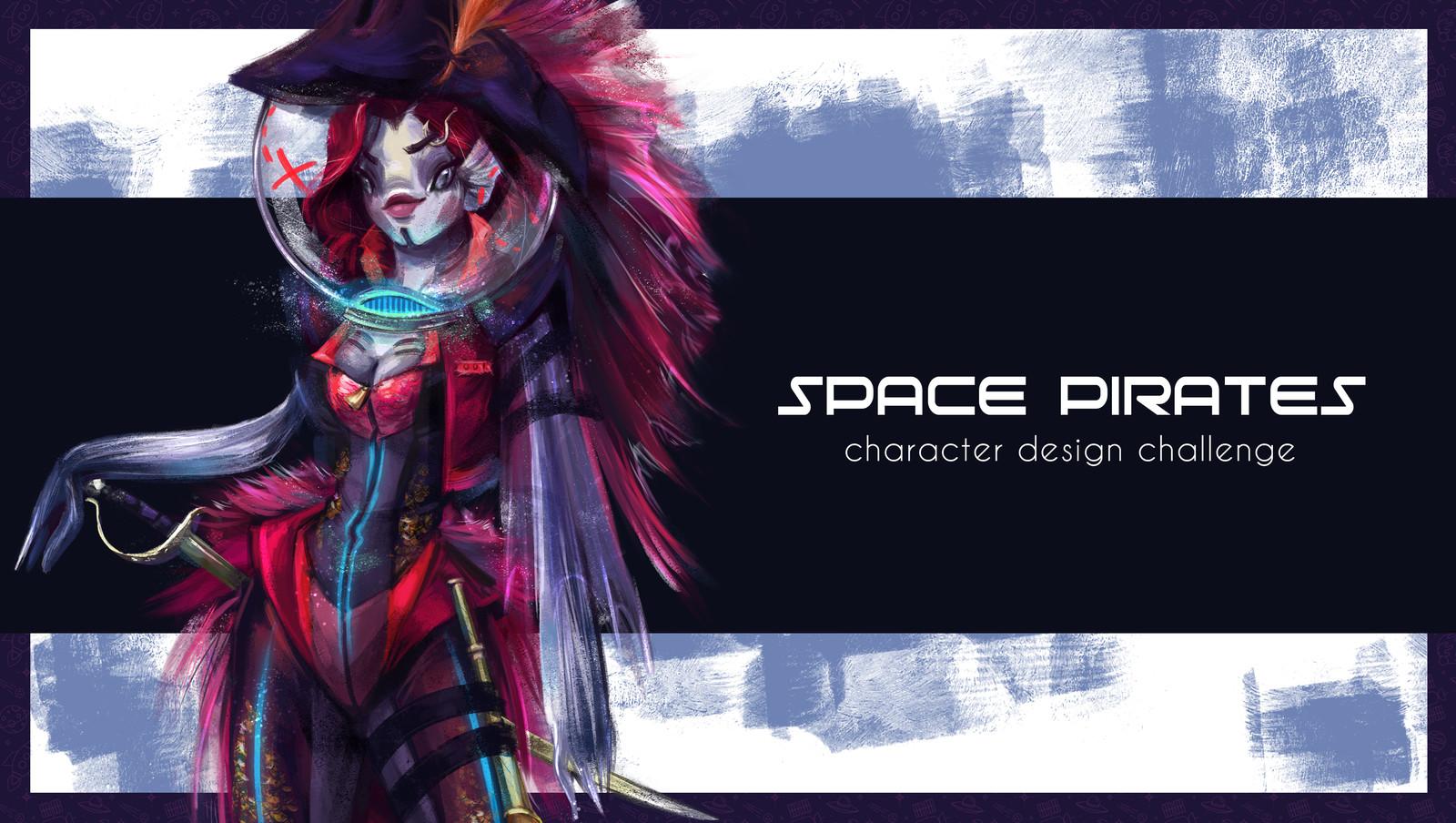 Space Pirates - CDC