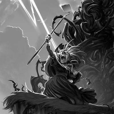 Fazax feroze int witch