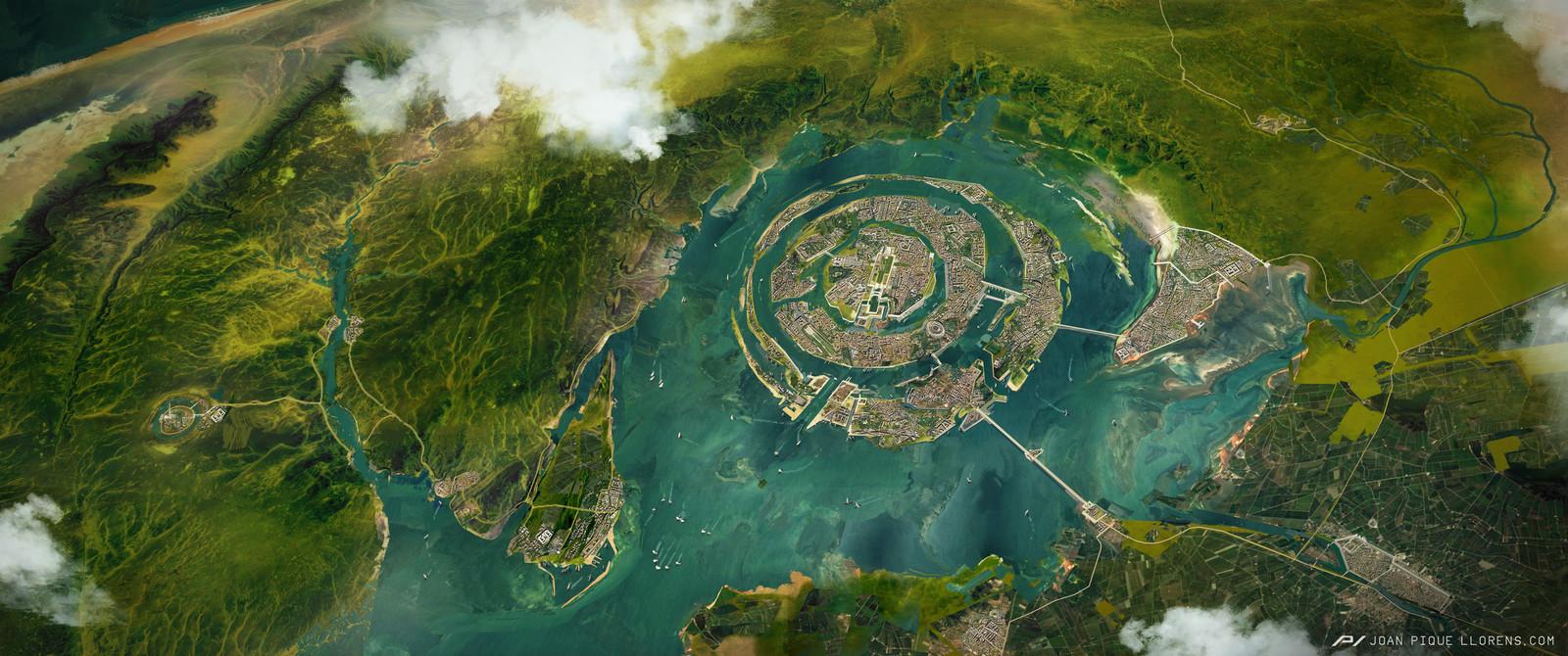 Atlantis - Richat Structure