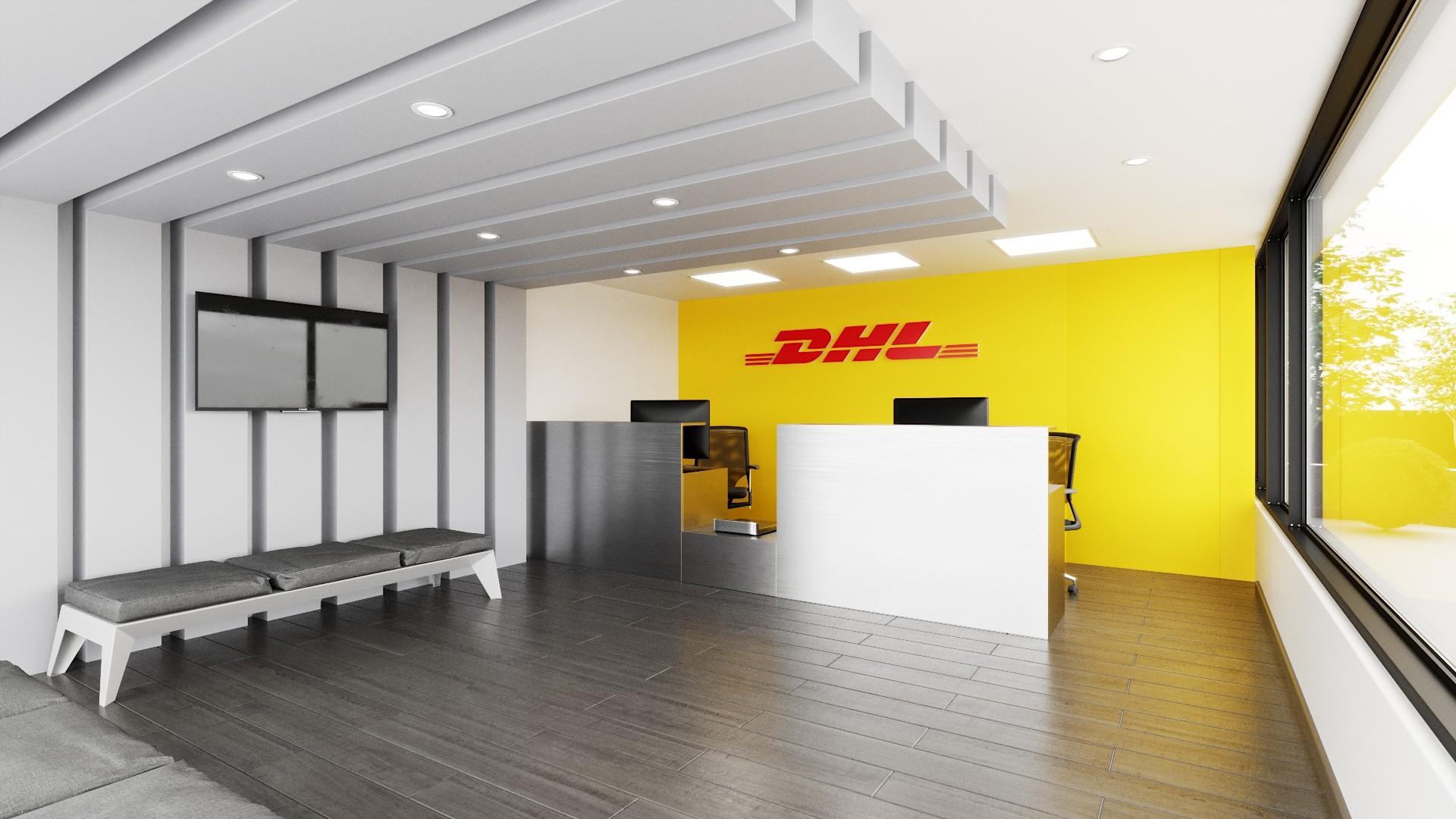DHL office