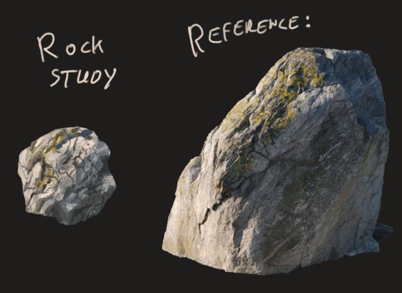 Alexander laheij rock study