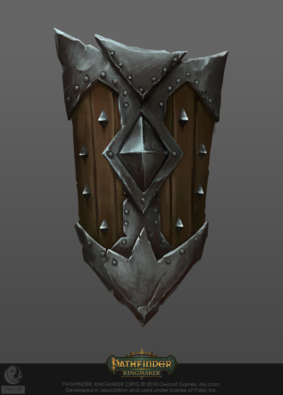 ArtStation - Pathfinder: Kingmaker, Vasiliy Vlasov