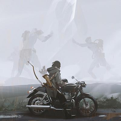 Yun ling bike