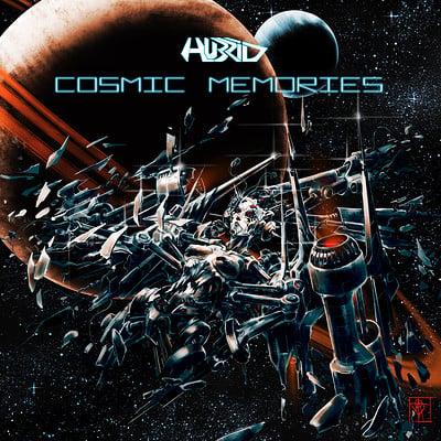 Atom cyber cosmic memories