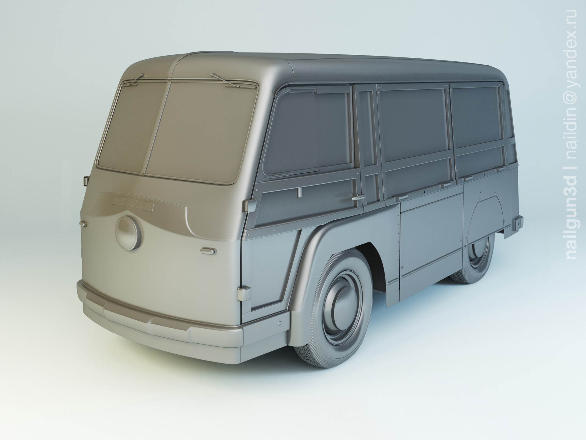 Nail khusnutdinov als 225 003 nami 750 modelling 0