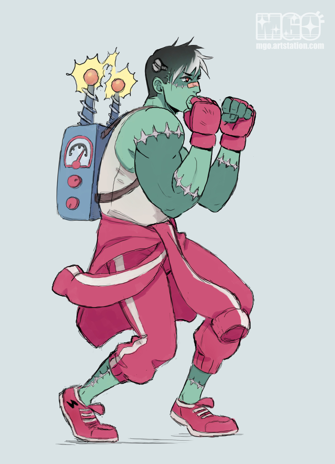 Franken Fighter
