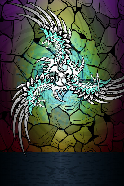 Kenichi ponnath ascension the white dragon shuriken by samikaze13 dcn83o4