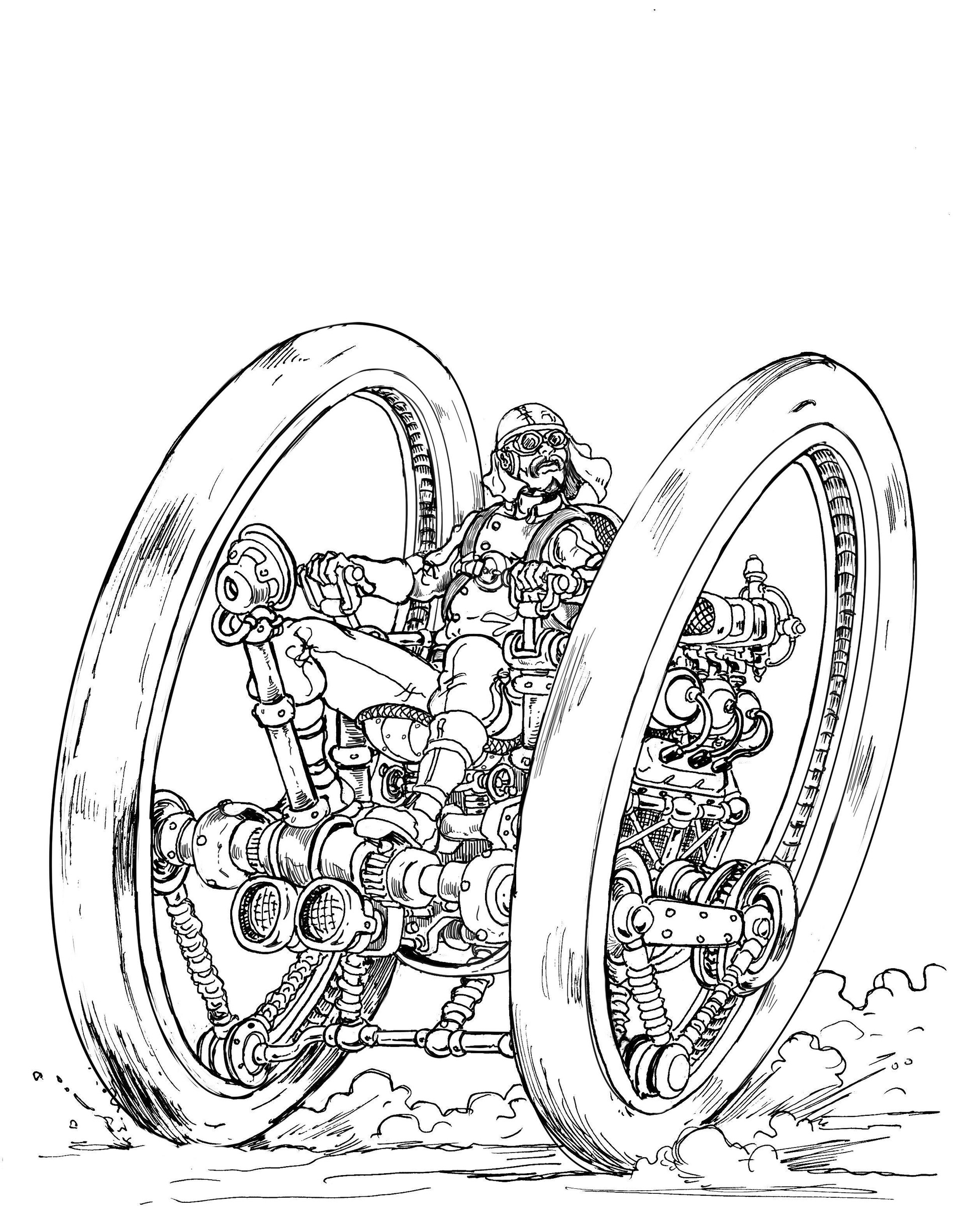Vincent bryant twowheeler inked 2