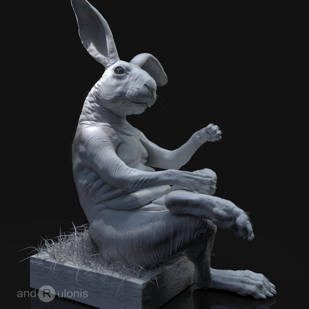 Dariusz andrulonis 04 bunny buddy