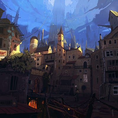 Ismail inceoglu the colden city