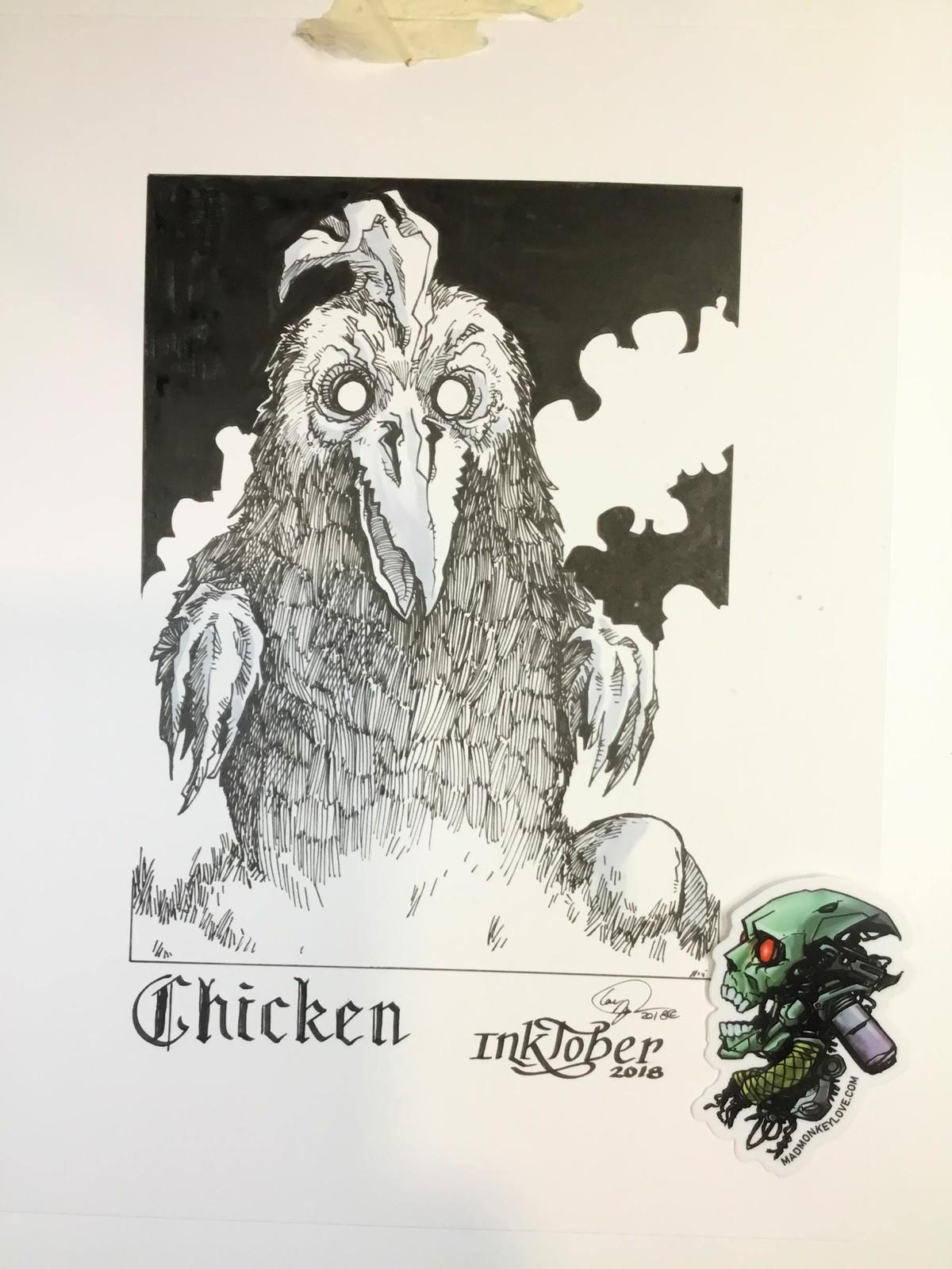Chicken - Day 05