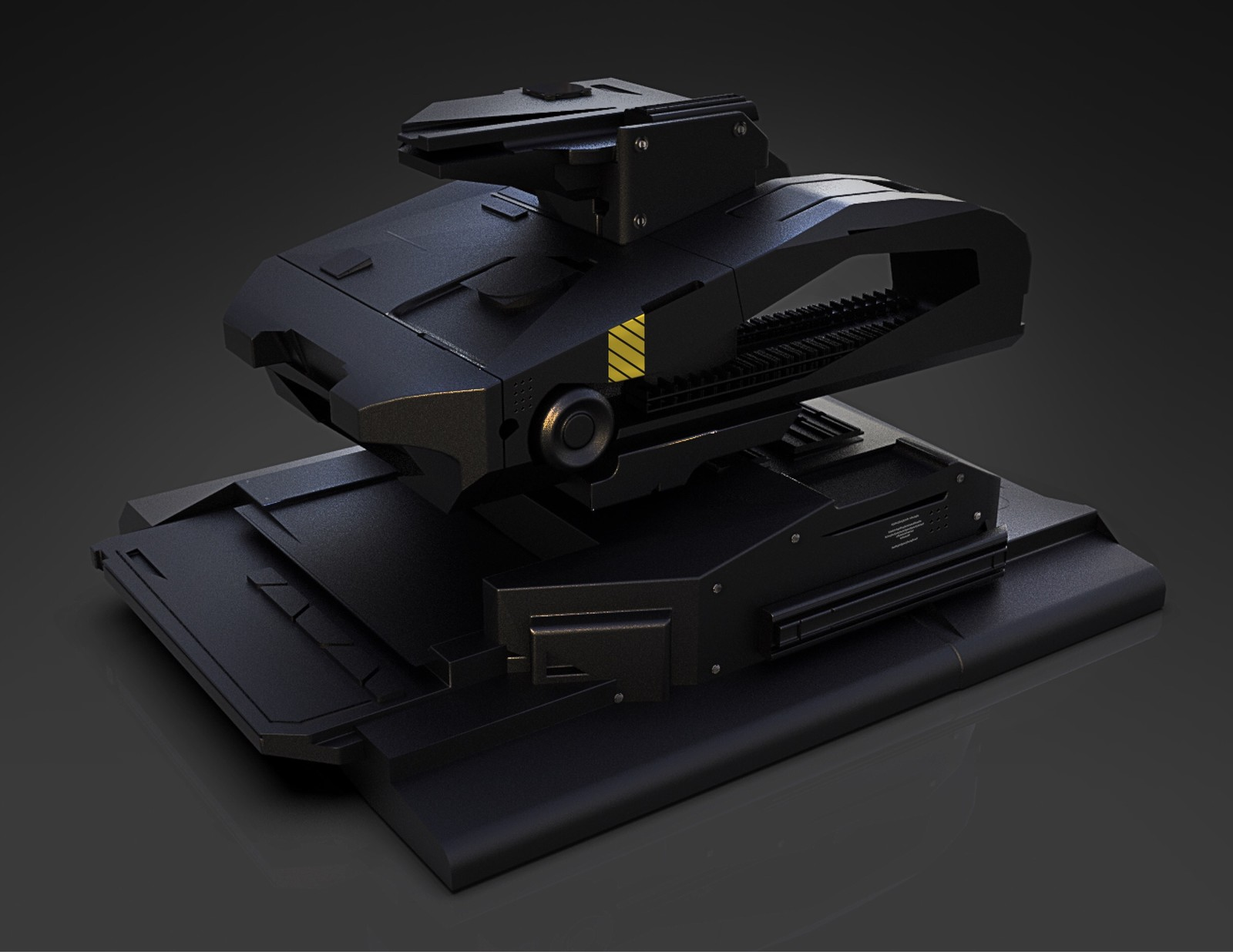 Sci Fi Printer
