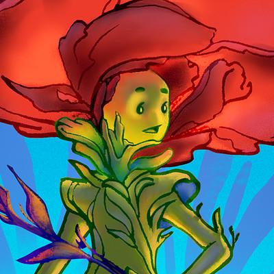 Diana ursu poppy artsapling