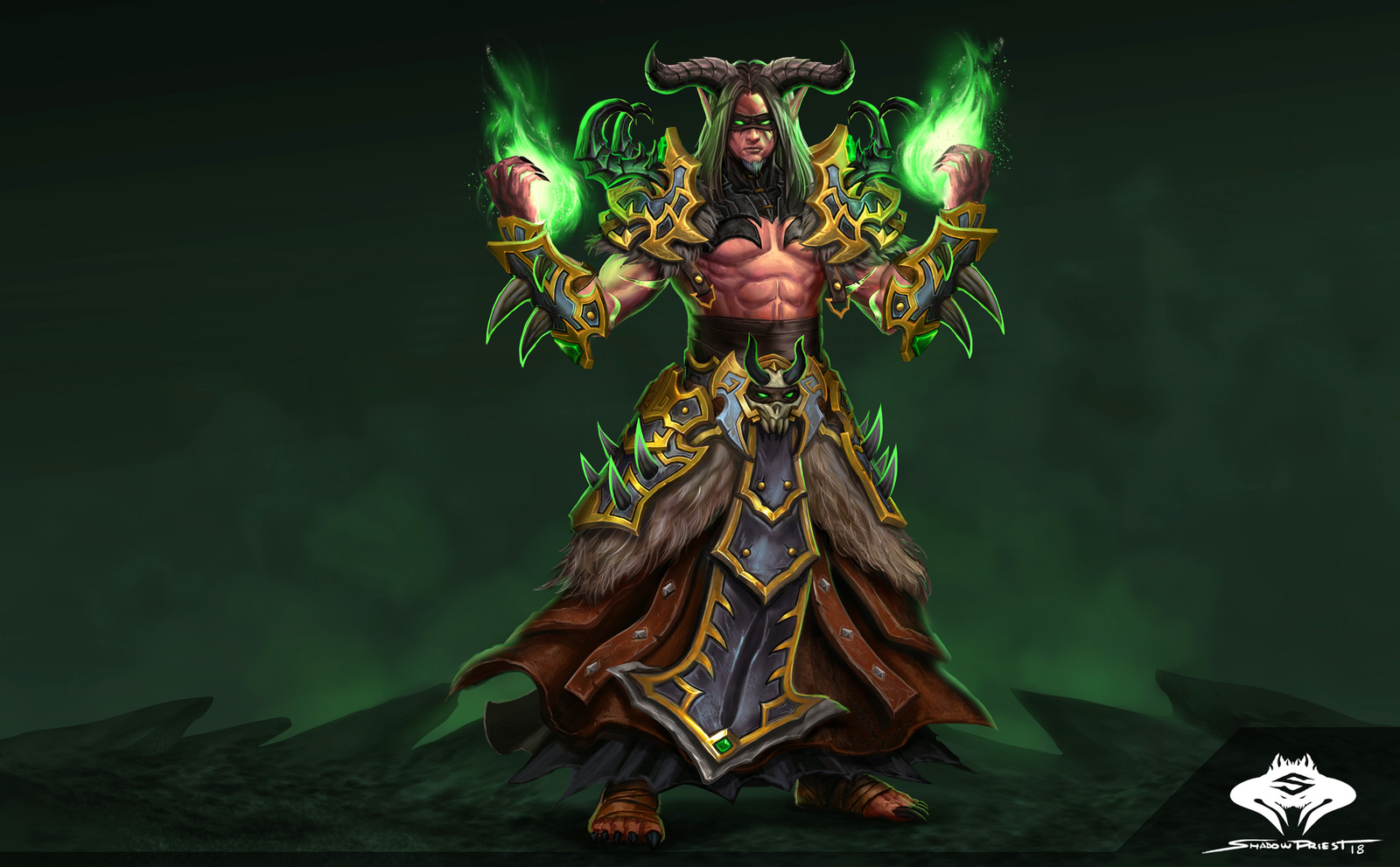 ...Blood Elf Demon Hunter...