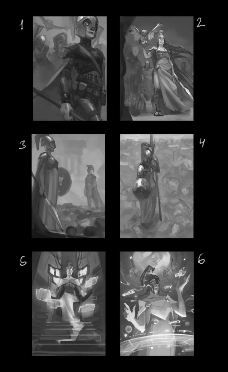 Irina nordsol kuzmina sketches